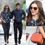 Miranda Kerr and Orlando Bloom Out for Lunch in Sydney