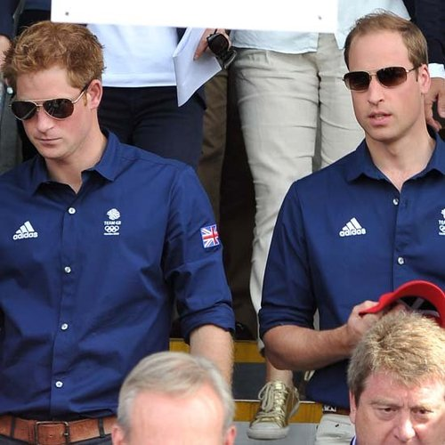 Palace and Prince William React to Prince Harry's Nude Photos in Vegas