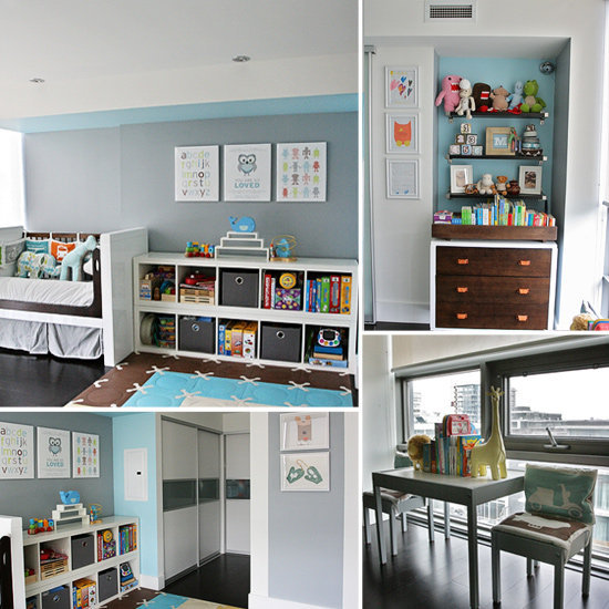 A Modern Toddler Room Makeover