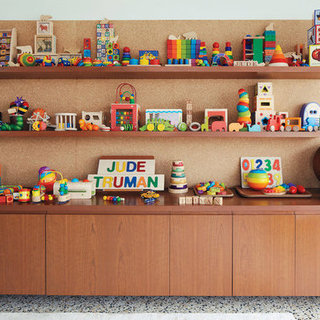 Gender-Neutral Kids' Rooms and Nurseries