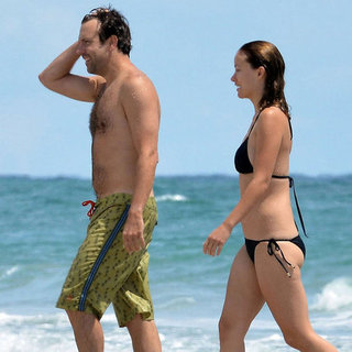 Olivia Wilde Bikini Pictures With Shirtless Jason Sudeikis