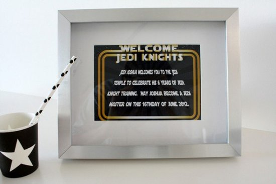 Welcome, Jedi Knights