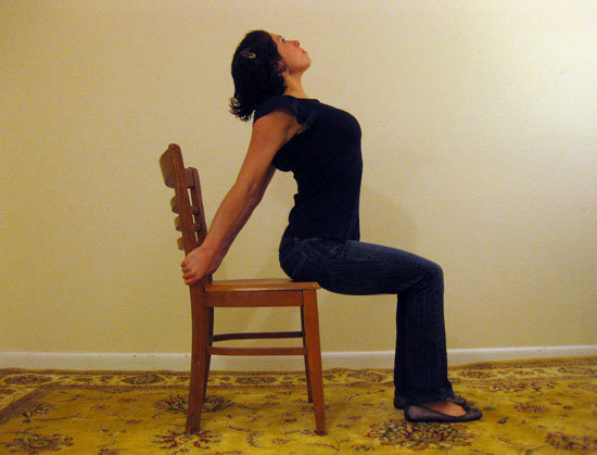 Neck and Shoulder Stretch