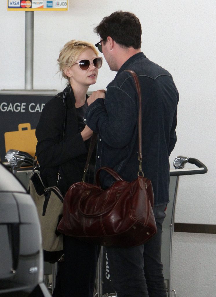 Carey Mulligan and Marcus Mumford went to California.