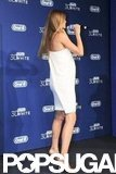 Pregnant Gisele Bundchen Wears White For a Bright Brazil Event