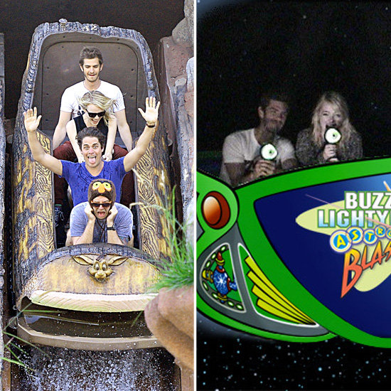 Emma and Andrew Get Goofy at Disneyland