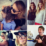 Cute Candids Celebrities Shared This Week