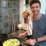 Ryan Seacrest made brunch. Source: Instagram user ryanseacrest