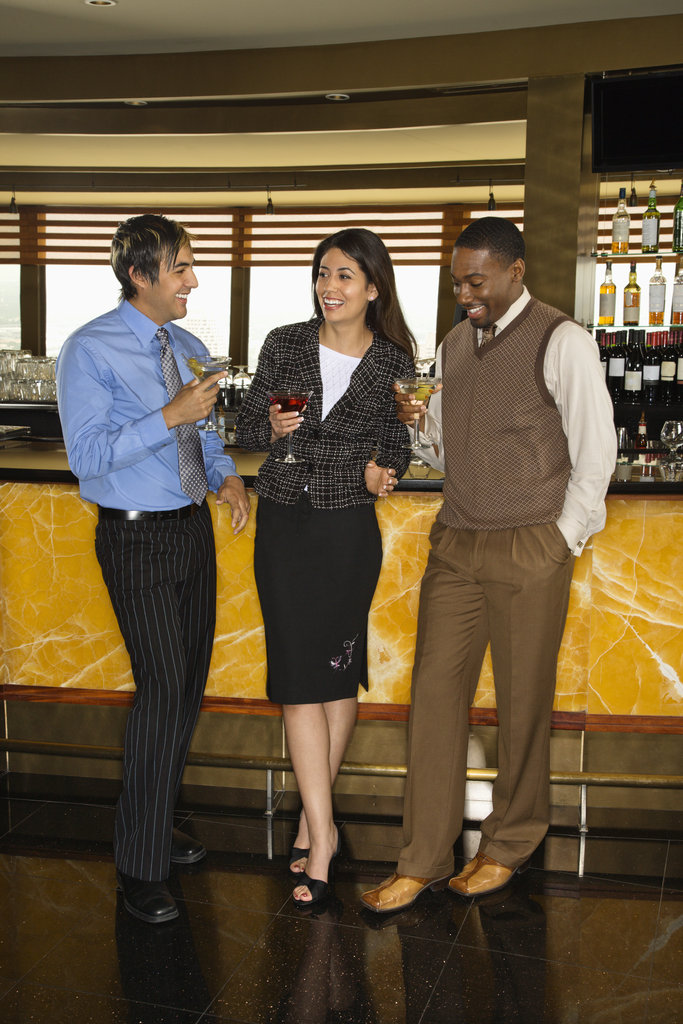 Attend a Networking Social
