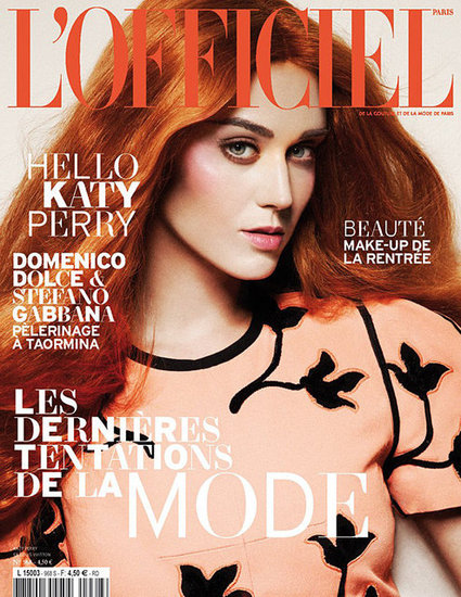 L'Officiel September 2012