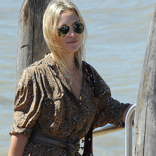 Kate Hudson Arrives For Venice Film Festival | Pictures