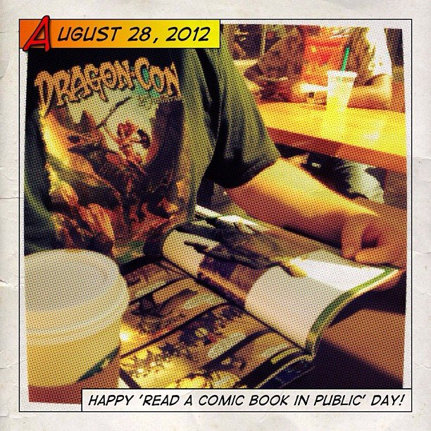 Comics in Halftone