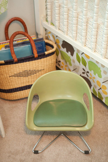Vintage Child Chair