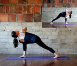 Rotated Side Angle Pose