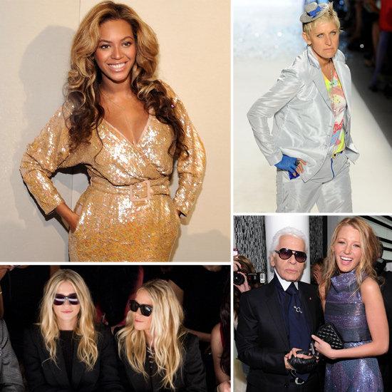 New York Fashion Week Fun Through the Years