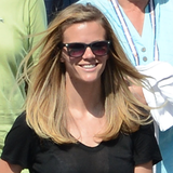 Brooklyn Decker in Isabel Marant Printed Jeans 2012 (Video)