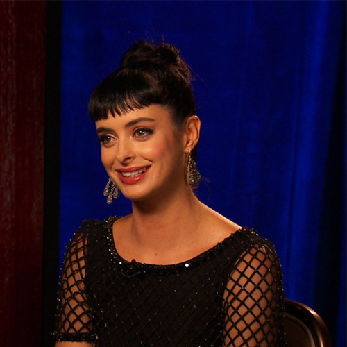 Krysten Ritter Interview For Don't Trust the B