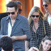 Kate Moss on Vacation With Jamie Hince and Jefferson Hack