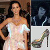 LED Dresses and Christian Louboutin Microchip Shoes