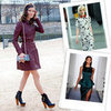 Best Fall Dresses 2012