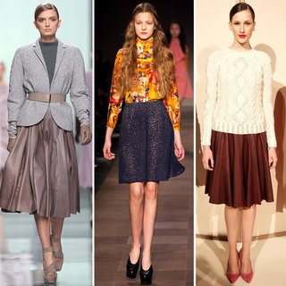 Full Skirts Fall 2012