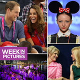 Will and Kate Watch the Paralympics, Republican Wives Bond, and Minnie Ears Hit the Runway