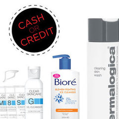 Cash or Credit: Acne Clearing Skincare on Every Budget Including Dermalogica, Biore and More