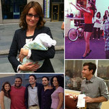 Liz Lemon's Baby and More Behind-the-Scenes Pictures This Week