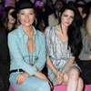 Celebrities at Fashion Shows | Pictures