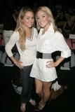 Lauren Conrad and Heidi Montag got preppy for Lacoste in NYC in September 2006.