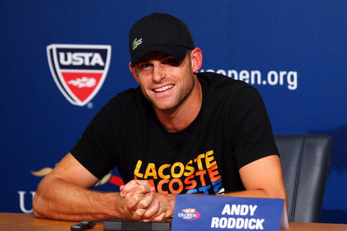 Celebrities at the US Open