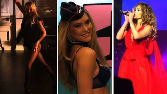 Video: Kate on Glee, Bar in Lingerie, and More of the Week's Best Viral Videos