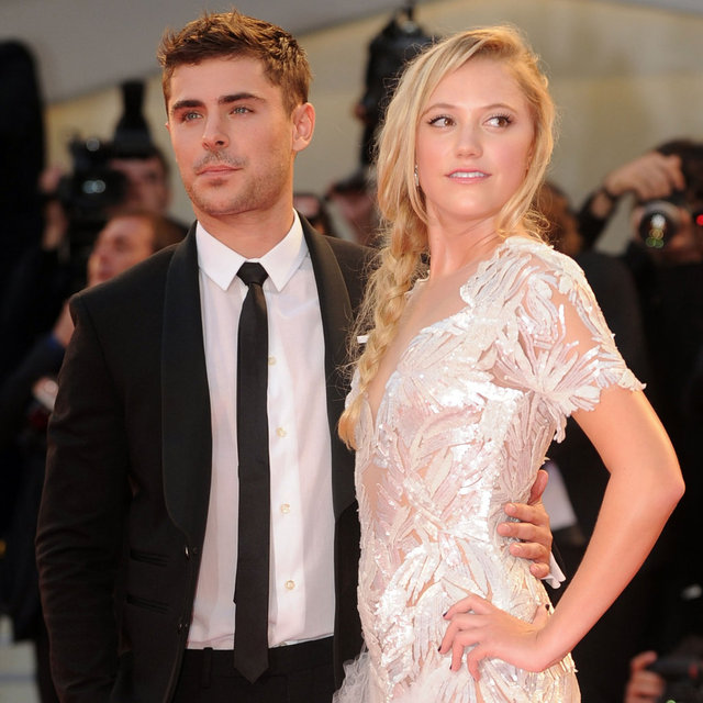 Who is zac efron presently dating