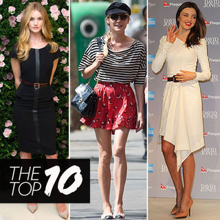Best Celebrity Style | August 31, 2012