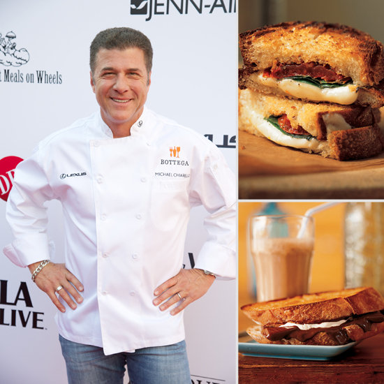 Dinnertime Crunch: Michael Chiarello's Back-to-School Paninis