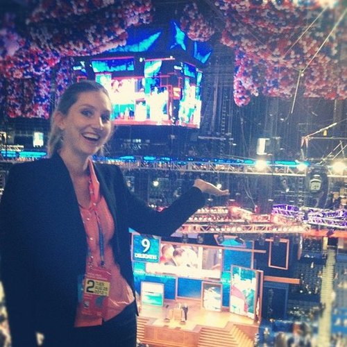 Republican National Convention 2012 Instagram Pictures