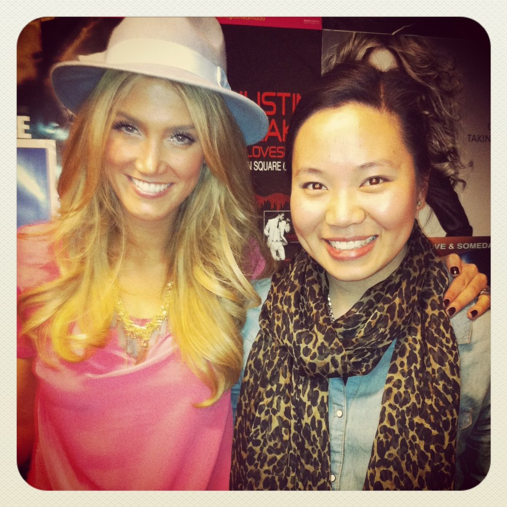 Jess caught up with the ever-lovely Aussie singing superstar, Delta Goodrem. Stay tuned for the interview . . .