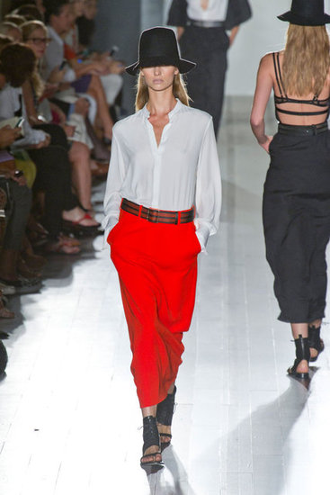 Victoria Beckham Spring 2013