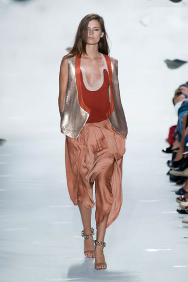 Diane von Furstenberg Spring 2013