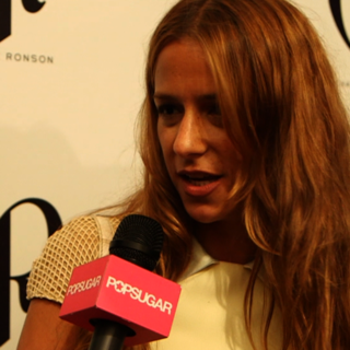 Charlotte Ronson Interview Spring 2013 Fashion Week