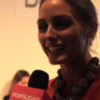 Olivia Palermo at Tibi Spring 2013 Interview (Video)