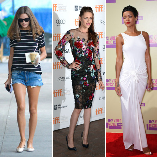 Top 20 Best Dressed of The Week: Olivia, Rihanna, Kristen & More