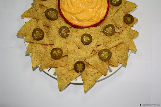Nachos and Jalapenos
