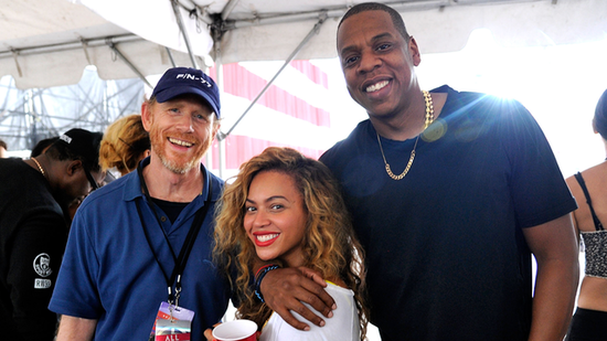 Video: Jay-Z and Beyoncé's Festival Love — Plus, Birthday Wishes From Her Famous Friends!