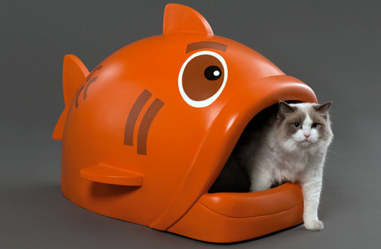 IOVO Designs Litterfish ($200)
