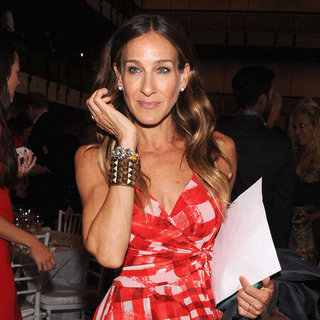 Sarah Jessica Parker Fashion Lunch Pictures