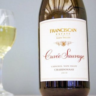 2010 Franciscan Estate Cuvee Sauvage Chardonnay