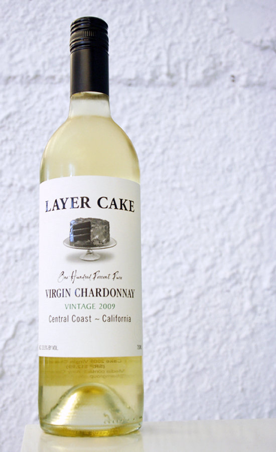 2009 Layer Cake Virgin Chardonnay