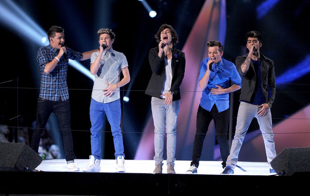 "One Direction, ""One Thing"""