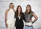 Elizabeth Olsen and Julianne Moore Sparkle For Swarovski